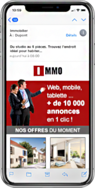 email immo smartphone10