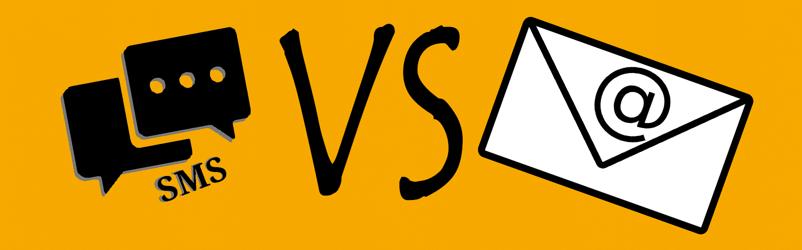 SMS Marketing vs E-mail : le duel
