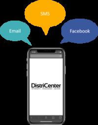 smartphone pour la campagne districenter