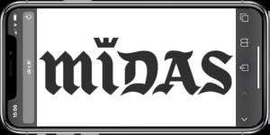 IphoneX-midas-logo-phone