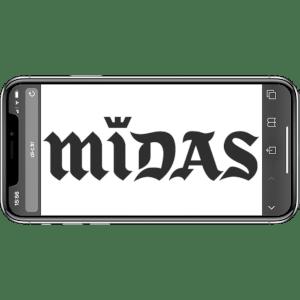 IphoneX-midas-logo