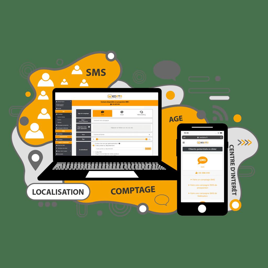 Plateforme Wedata